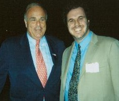 Gov. Ed Rendell and Dr. David M. Hall