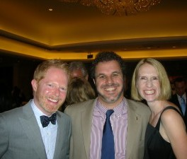 Jesse Tyler Ferguson, Dr. David M. Hall and Annie Hall